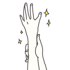 腕のシミがビタミンCで薄くなってきた